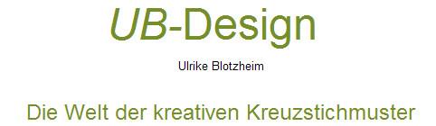 f3e4295846dee8 Cross Stitch Corner | UB-Design