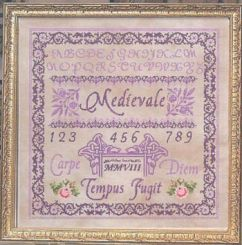 <font size=4>Passione Ricamo - Royal Purple Sampler