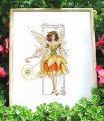 <font size=4>Passione Ricamo - Narcissus Fae