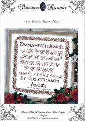 <font size=4>Passione Ricamo - Omnia Vincit
