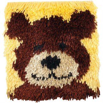 Caron Knüpfpackung - Shaggy Bear