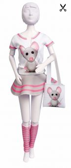 Dress Your Doll - Making Couture - Kleider Set - Tiny Mouse