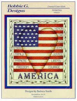 Bobbie G. Designs - America