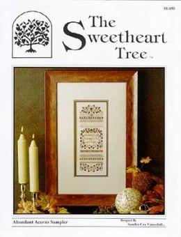 Sweetheart Tree - Abundant Acorns Sampler