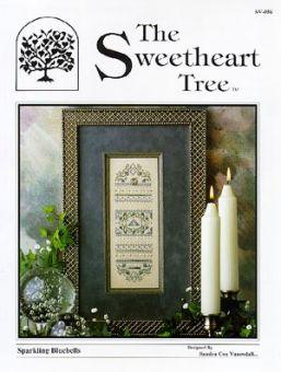 Sweetheart Tree - Sparkling Bluebells