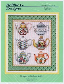 Bobbie G. Designs - Tea Time