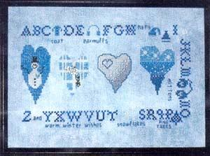 Abbey Lane Designs - Hearts For All Seasons-Winter