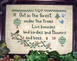 Abbey Lane Designs - Out In The Forest