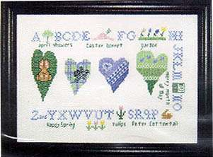 Abbey Lane Designs - Hearts For All Seasons - Spring