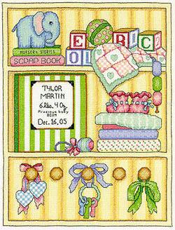 Bobbie G. Designs - Precious Baby