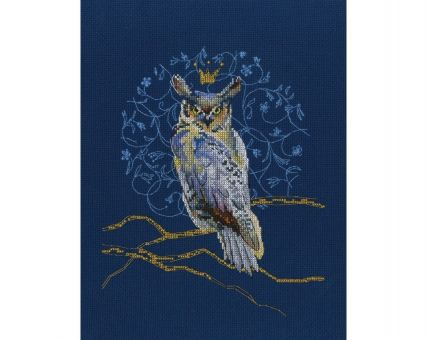 "RTO - Cross-stitch kits ""King eagle-owl"""