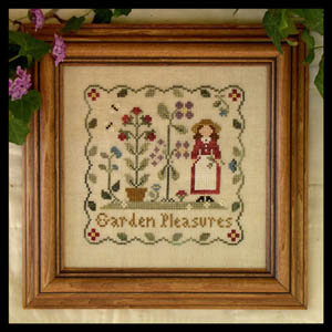 Little House Needleworks - Garden Pleasures