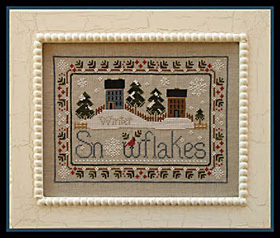 Little House Needleworks - Snowflakes