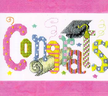 Bobbie G. Designs - Congrats