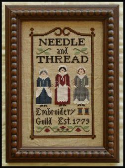 Little House Needleworks - Embroidery Guild