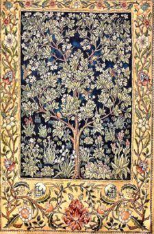 Heaven And Earth Designs - Garden Of Delight - Morris