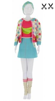 Dress Your Doll - Making Couture - Kleider Set - Candy Banana