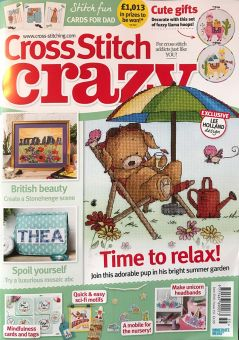 Cross Stitch Crazy - Ausgabe 255