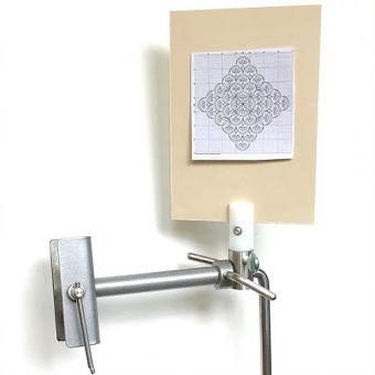 Lowery Workstand Zubehör - Vorlagenhalter passend zum Metall-Stickständer LWSG