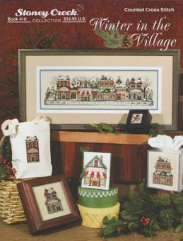 Stoney Creek Collection - Winter In The Village