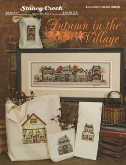 Stoney Creek Collection - Autumn In The Village