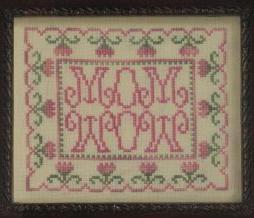 Fallbrook House Needleplay - Mom Wow