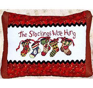 Bobbie G. Designs - The Stockings Were Hung