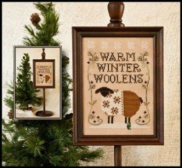 Little House Needleworks - Warm Winter Woolens