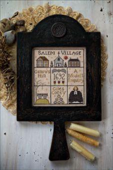 Plum Street Samplers - Salem Hornbook