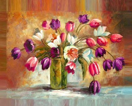 Diamond Painting Artibalta - Tulips