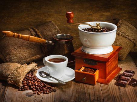 Diamond Painting Artibalta - Coffee Still Life