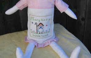 Fallbrook House Needleplay - Mary Had A Little Lamb