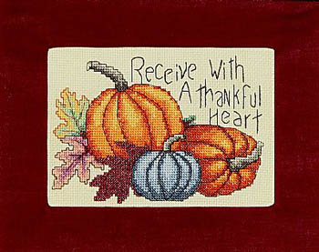 Bobbie G Designs - Thankful Heart