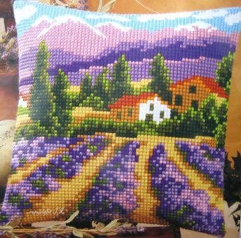 Vervaco Cross Stitch Cushion Kit - 1200-724