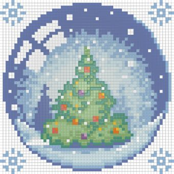 Diamond Painting Artibalta - Christmas Tree
