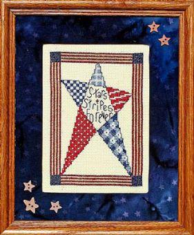 Bobbie G Designs - Stars & Stripes Forever
