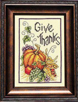 Bobbie G Designs - Thanksgiving Wish