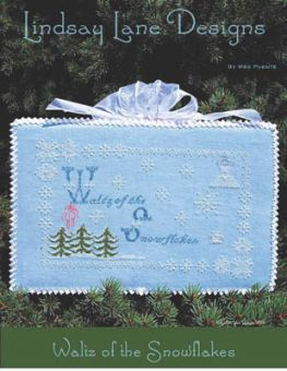 Lindsay Lane Designs - Waltz Of The Snowflakes