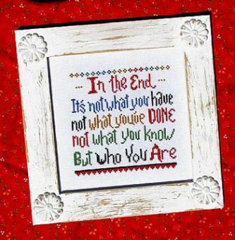 Bobbie G Designs - In The End