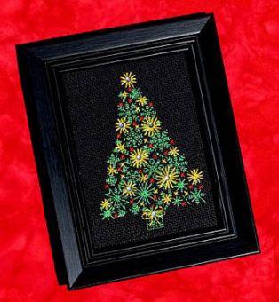 Bobbie G Designs - Christmas Tree (w/charms)