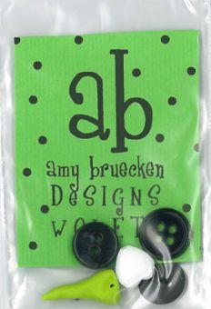 Amy Bruecken Designs - Woneta Emb Pk