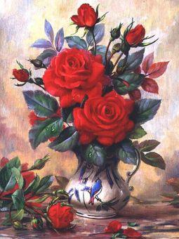 Diamond Painting Artibalta - Beautiful Roses