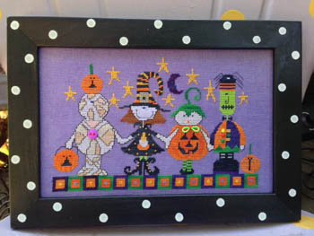 Amy Bruecken Designs - Halloween Parade