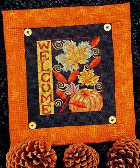 Bobbie G Designs - Autumn Welcome