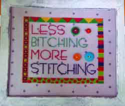 Amy Bruecken Designs - More Stitching