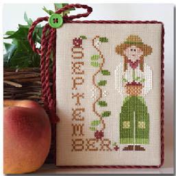 Little House Needleworks - Calendar Girls-September