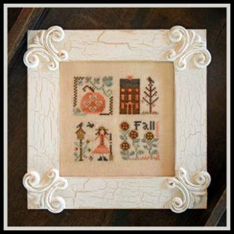 Little House Needleworks - Fall Squared