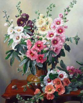 Diamond Painting Artibalta - Bright Flowers
