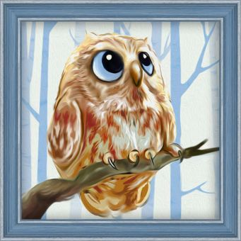 Diamond Painting Artibalta - Owl