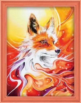 Diamond Painting Artibalta - Fire Fox